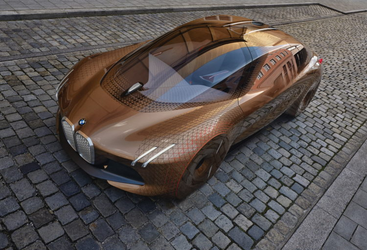 BMW Vision Next 100 images 148 750x512