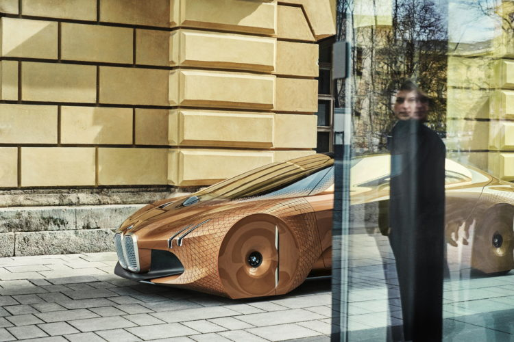 BMW Vision Next 100 images 150 750x500
