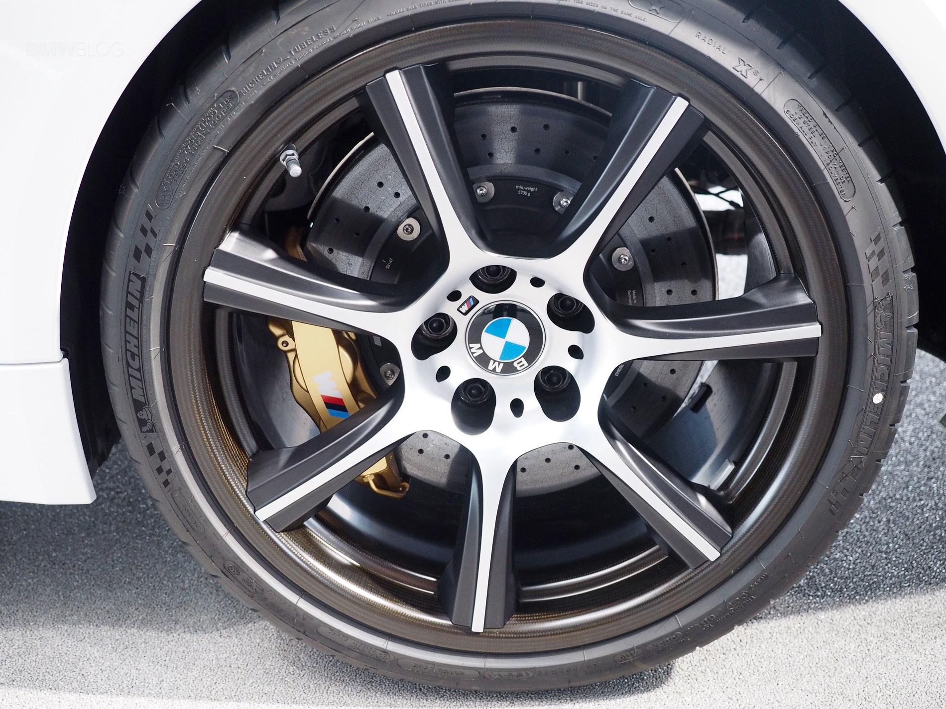 BMW carbon wheels 9
