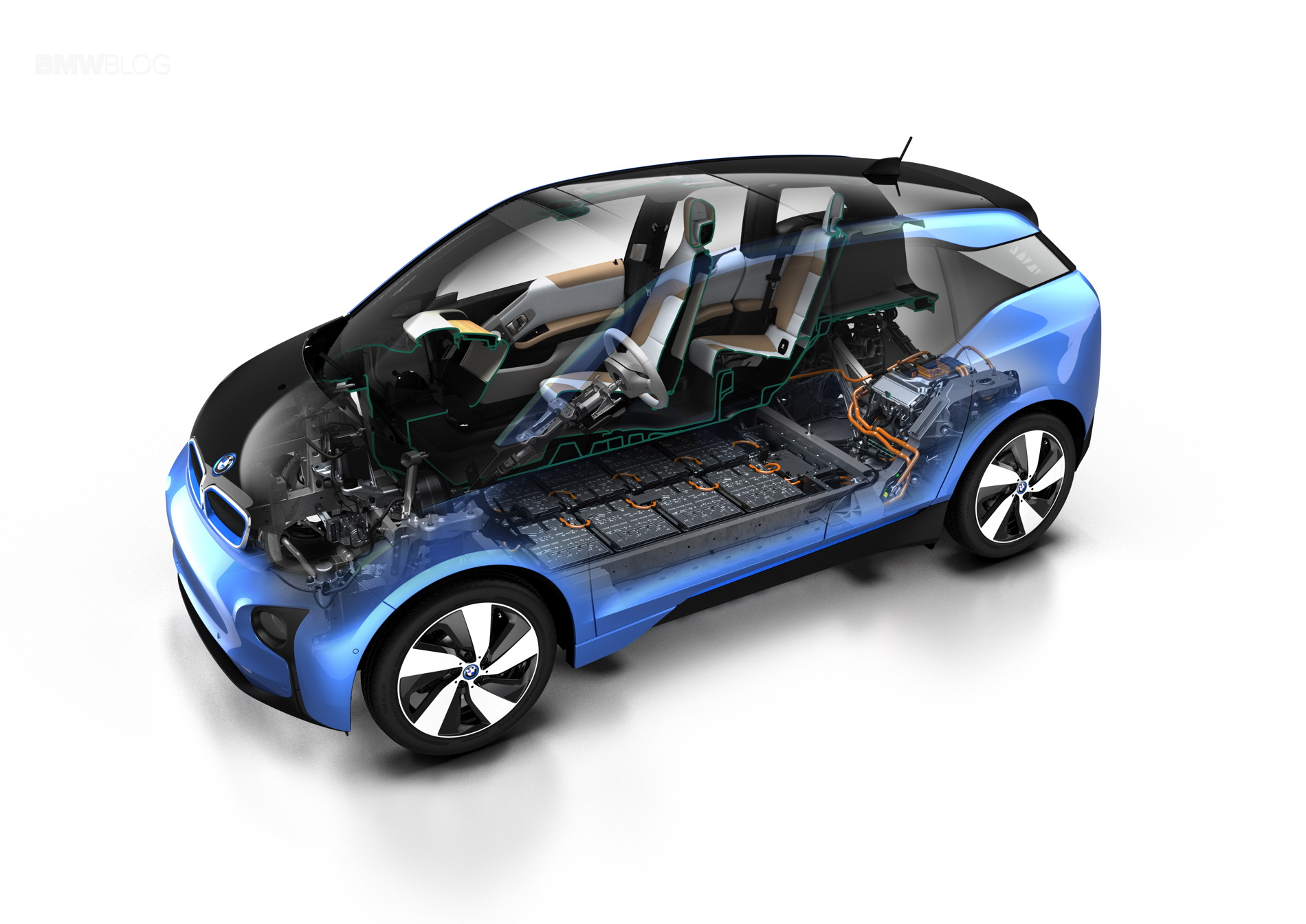 video 2017 bmw i3 gets official launch film. Black Bedroom Furniture Sets. Home Design Ideas