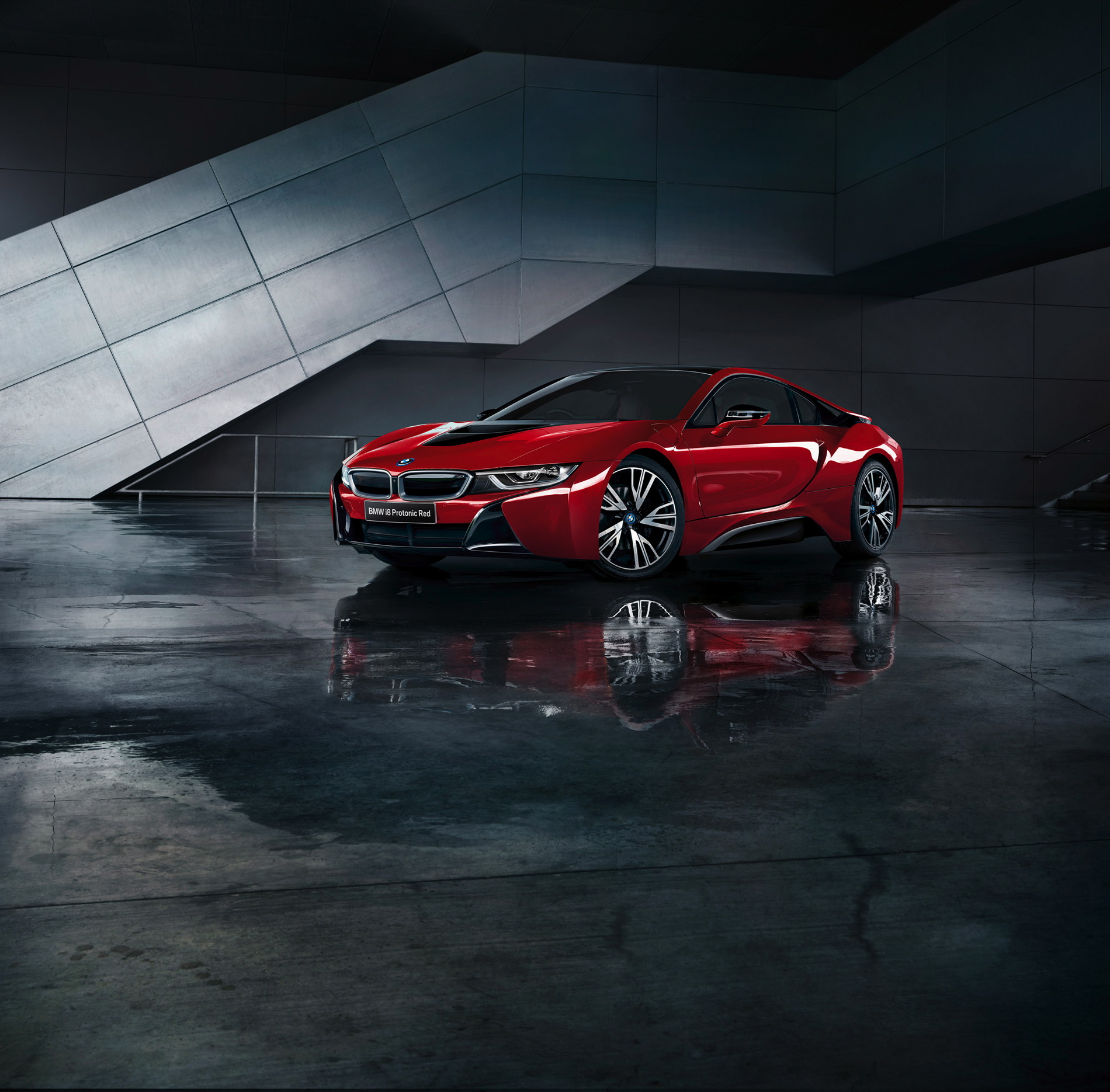 BMW i8 Celebration Edition Protonic Red 2