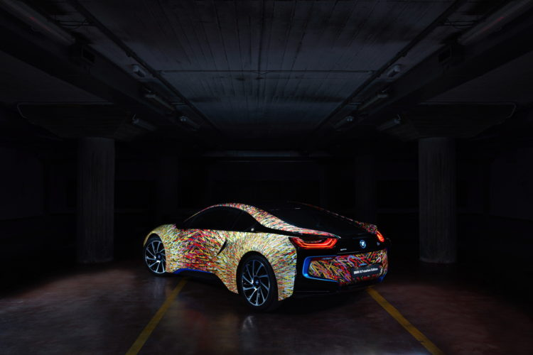 BMW i8 Futurism Edition 4 750x500