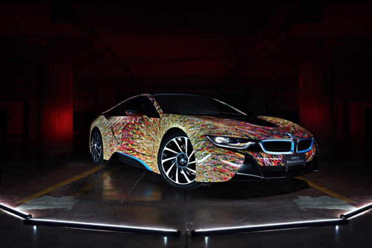BMW i8 Futurism Edition 6 750x500