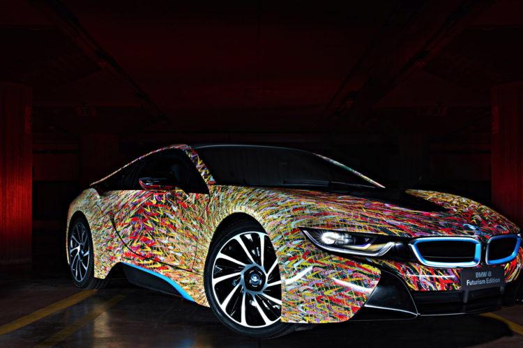 BMW i8 Futurism Edition 7 750x500