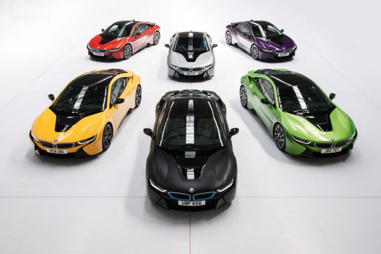 BMW i8 Individual colors 7 750x500