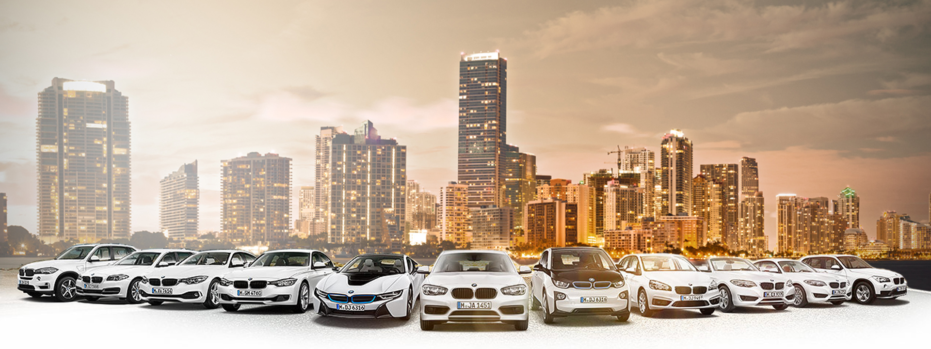 BMW inventory