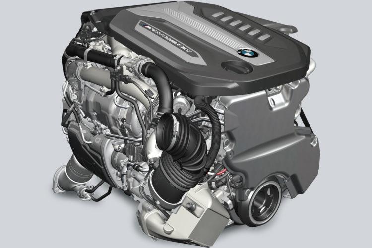 BMW quad turbo diesel 750x500