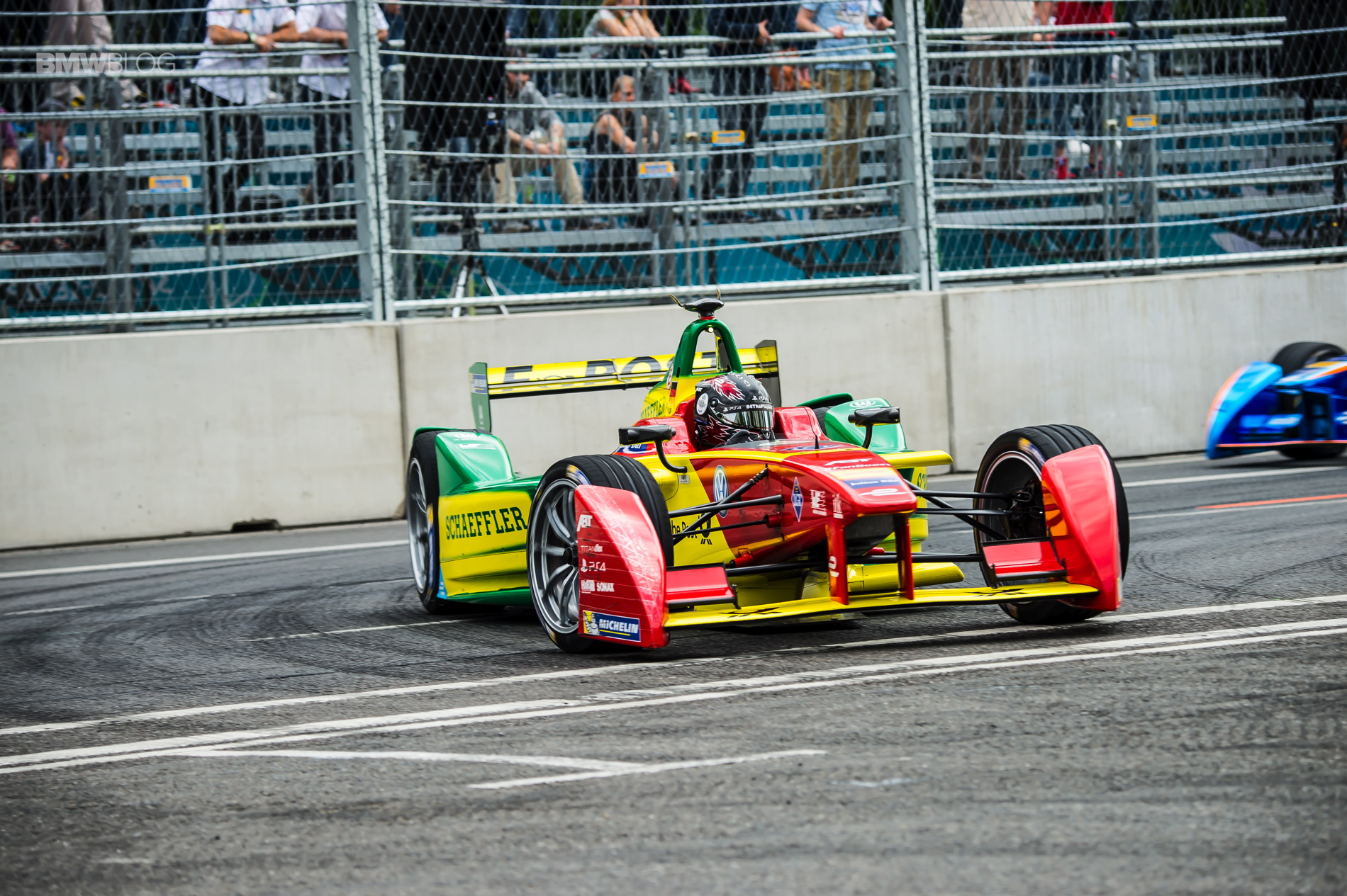 Formula E Berlin 40