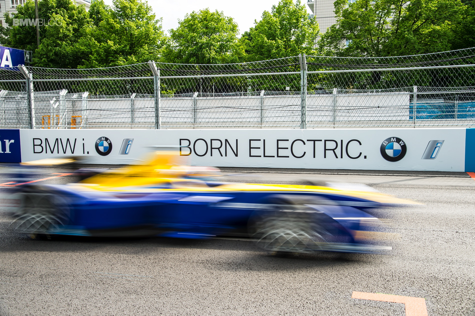 Formula E Berlin 91
