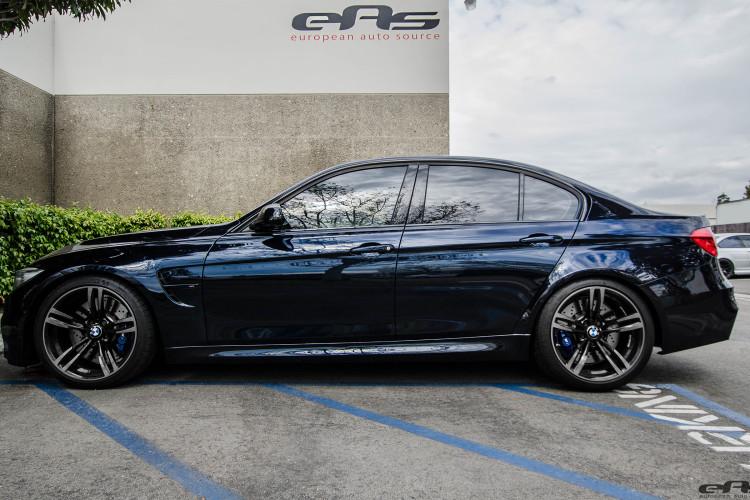 Gorgeous Azurite Black Metallic BMW F80 M3 Project 1 750x500