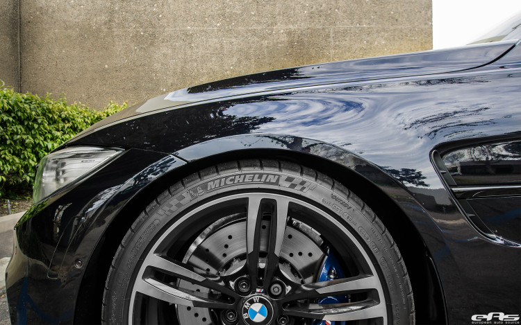 Gorgeous Azurite Black Metallic BMW F80 M3 Project 4 750x469