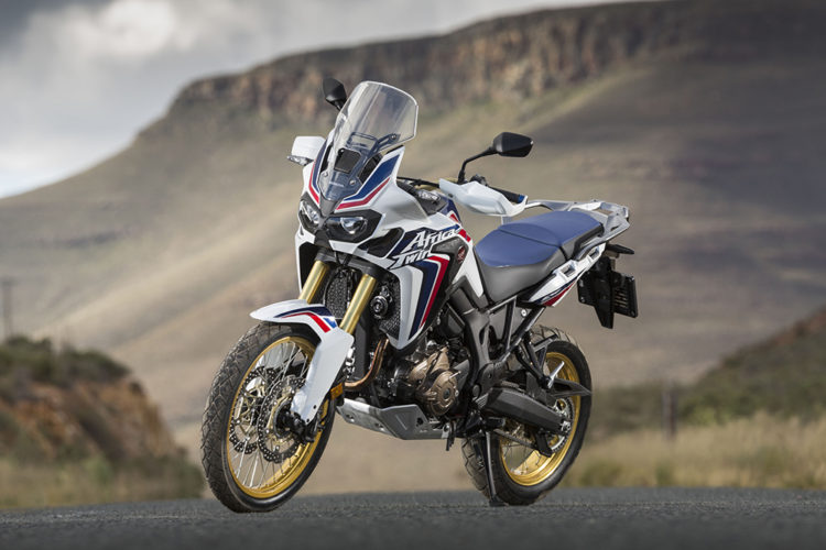 Can The Africa Twin Threaten The Gs