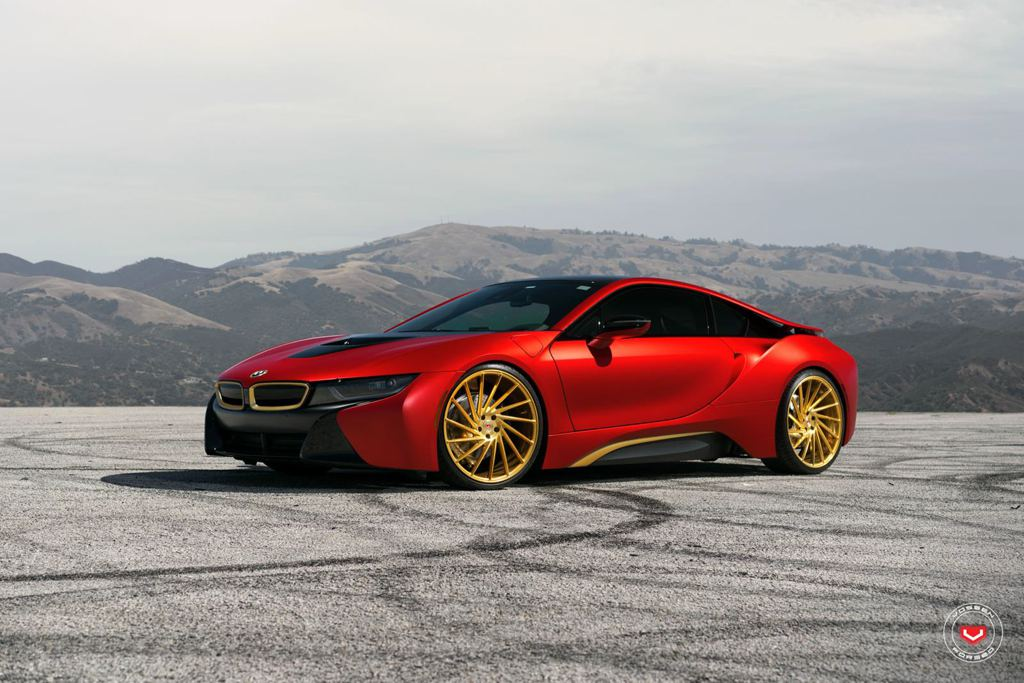 Iron Man BMW i8 2