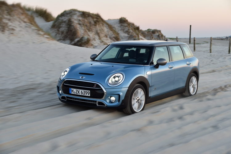 MINI Clubman ALL4 images 43 750x499