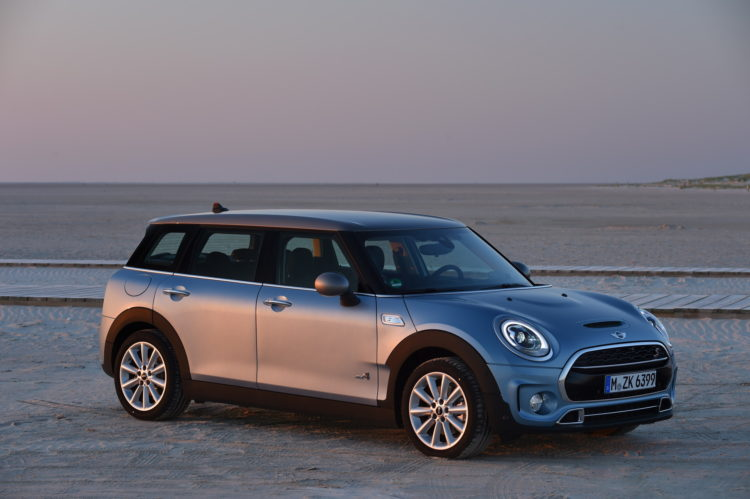 MINI Clubman ALL4 images 9 750x499
