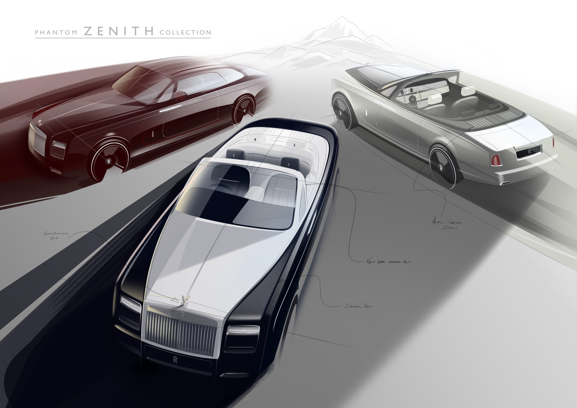 Phantom Zenith Collection 1