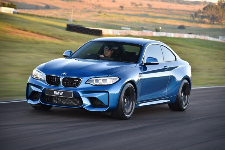 Photos BMW M2 Coupe Long Beach Blue 32 750x500