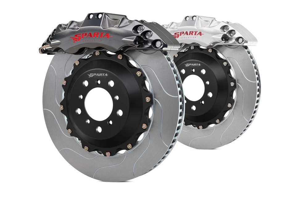 Sparta Evolution Offers New High Performance Brakes For Bmw Cars