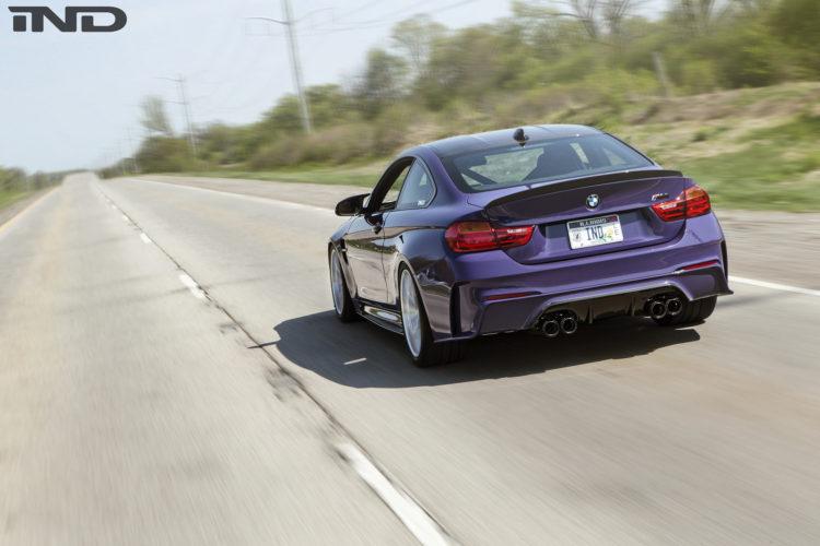 Stunning Purple BMW M4 Project Showcase 11 750x500