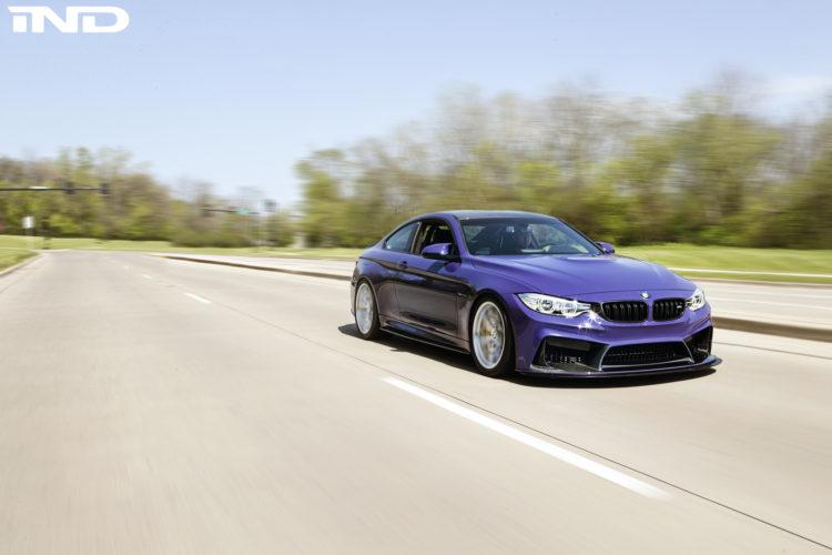Stunning Purple BMW M4 Project Showcase 6 750x500