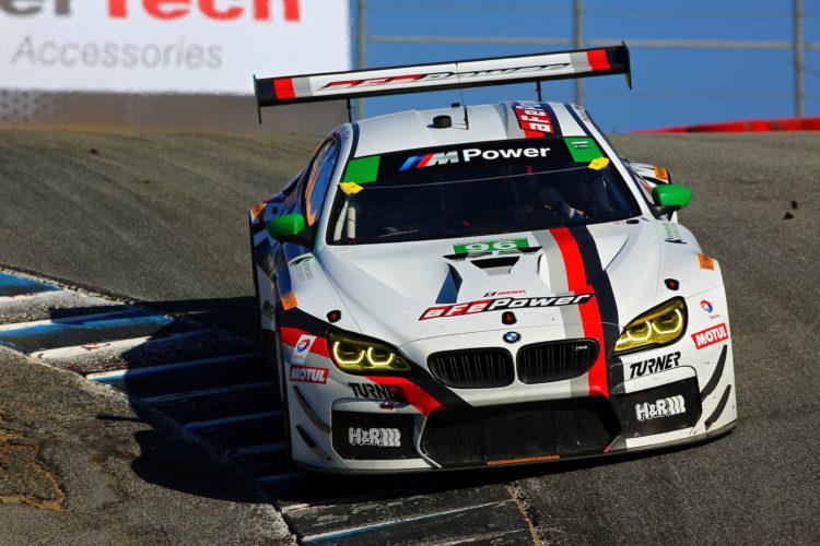 aFe Power BMW M6 GT3 Laguna Seca 27 750x500