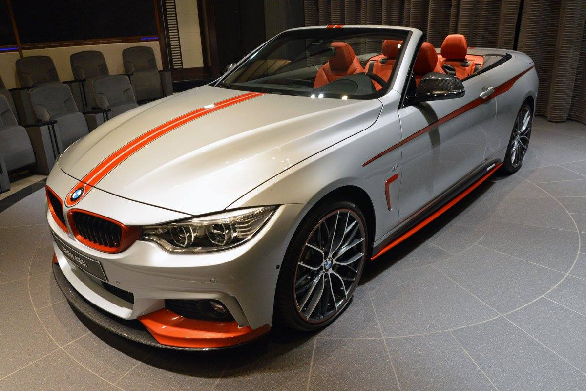 bmw 435i convertible custom abudhabi 29