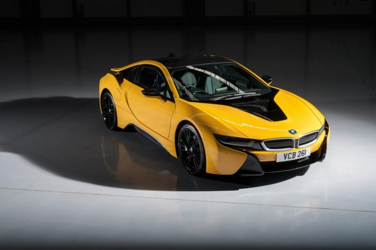 Rumor Next Gen Bmw I8 To Make An Insane 750 Horsepower