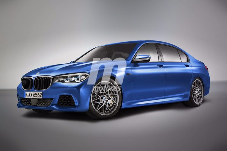 All you need to know about the next BMW F90 M5