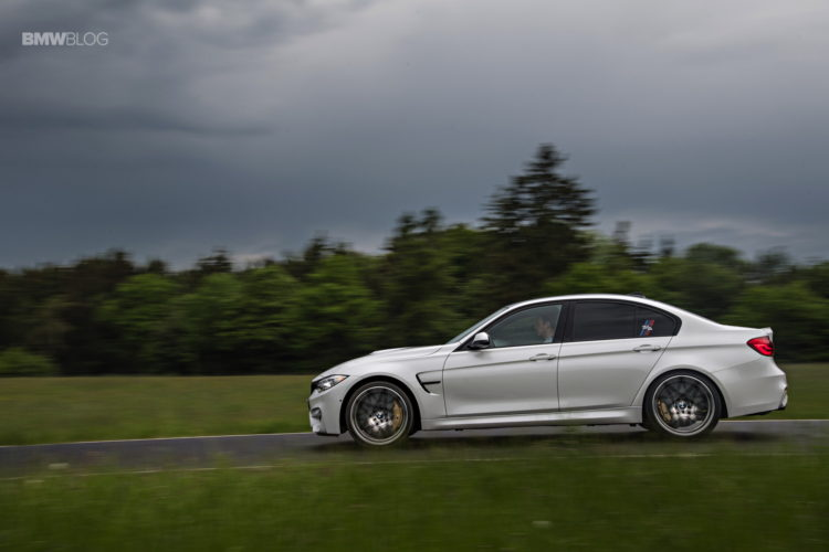 2016 BMW M3 Competition Package review 1 750x500