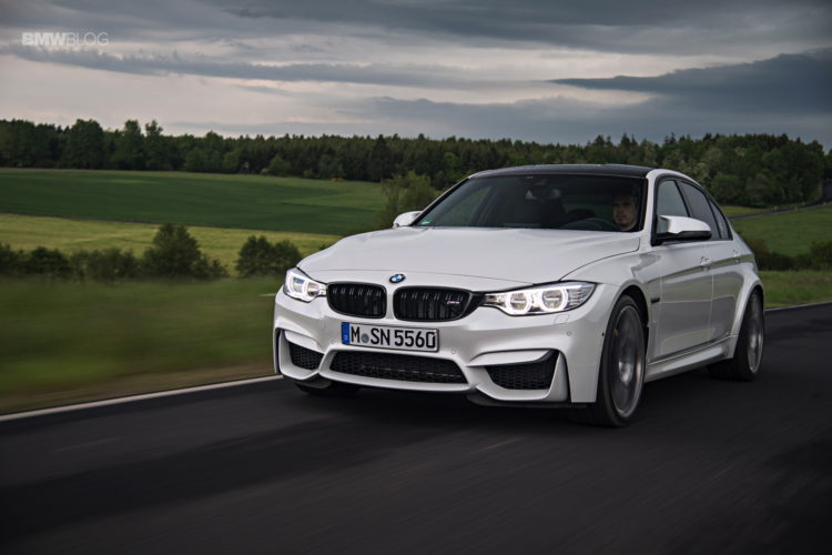 2016 BMW M3 Competition Package review 14 750x500