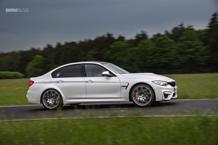2016 BMW M3 Competition Package review 2 750x500