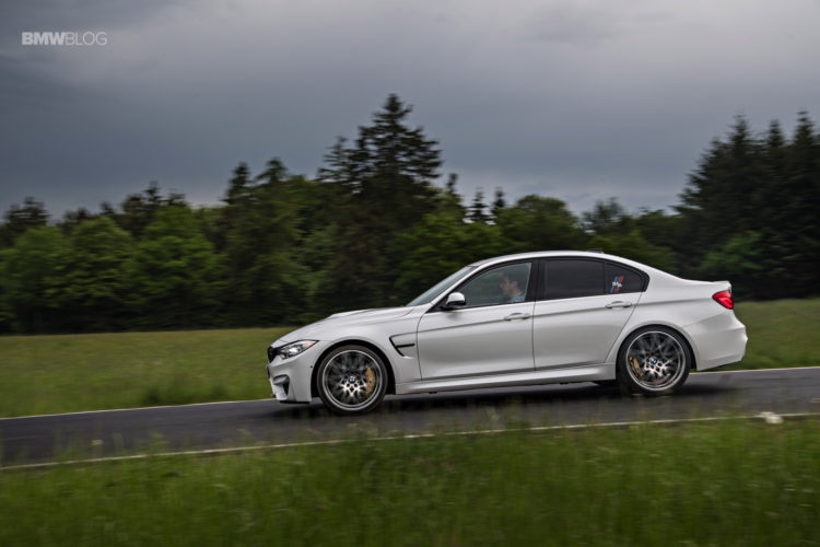 2016 BMW M3 Competition Package review 3 750x500