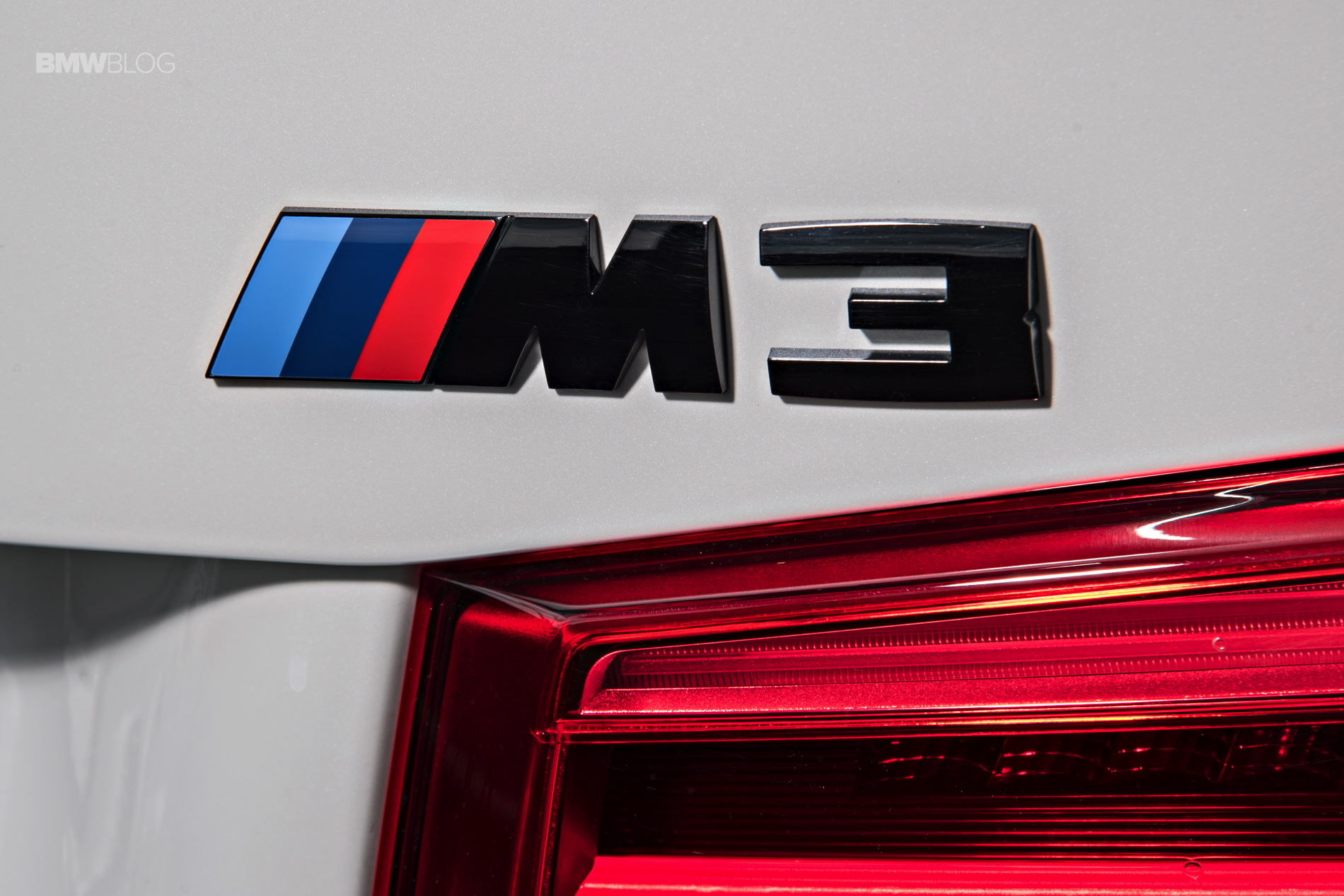 2016 BMW M3 Competition Package test drive 13