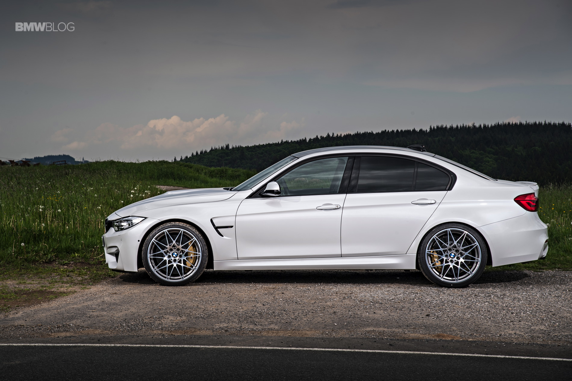 FIRST DRIVE: 2016 BMW M3 Competition Package