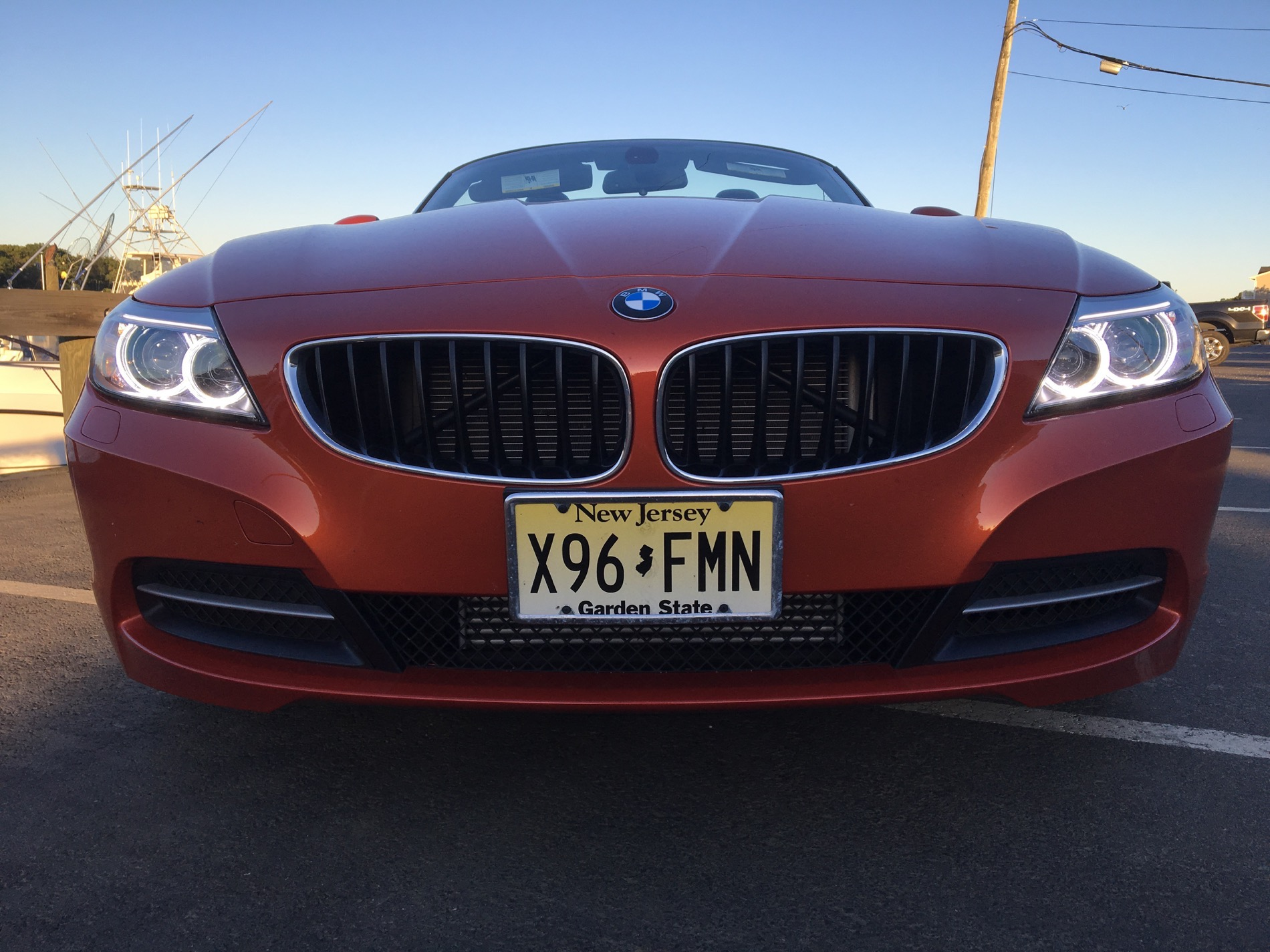 2016 BMW Z4 sDrive28i9