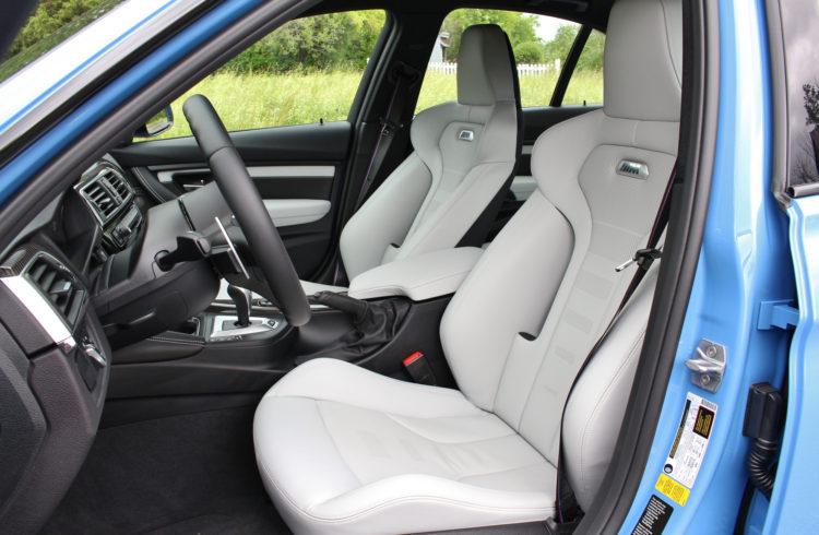 2016 bmw m3 interior 1 750x490