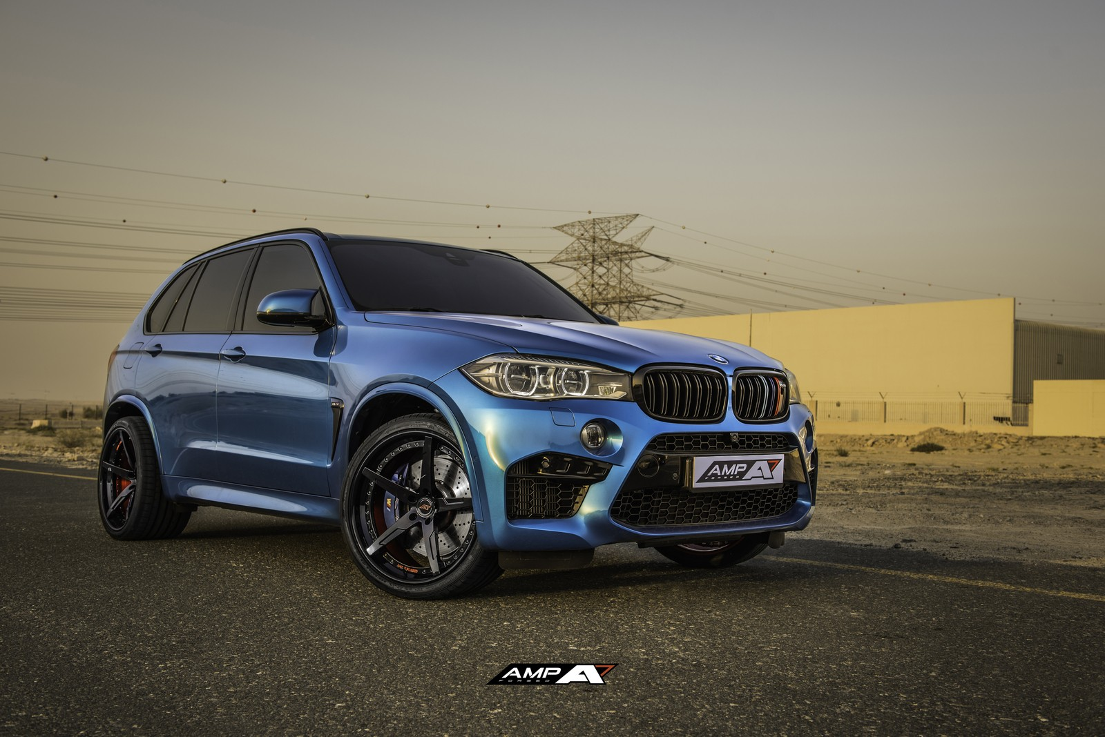 2016 Bmw X5 M On 22 Inch Amp Forged Wheels