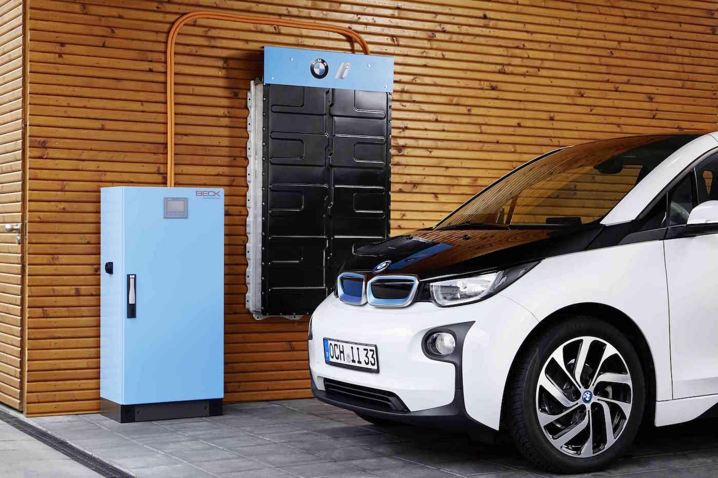 AK   Official   BMW i3 Beck Heimspeicher