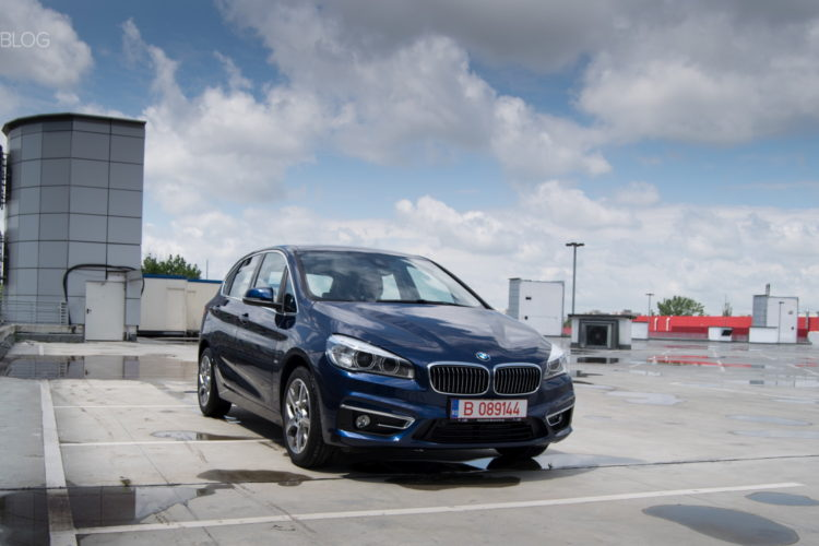 BMW 216d Active Tourer test drive 10 750x500