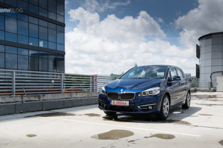 bmw 2 series active tourer may be nearing its end in some markets