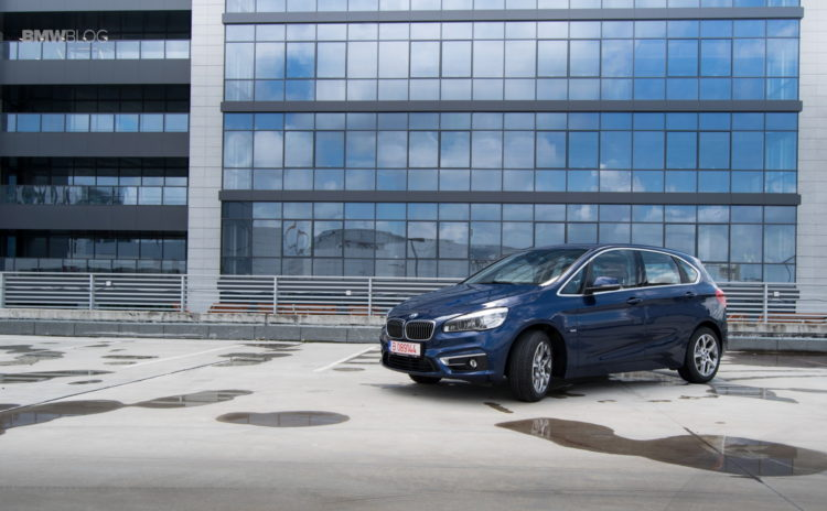 BMW 216d Active Tourer test drive 4 750x464