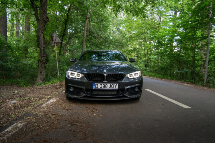 BMW 430d Gran Coupe test drive 34 750x500