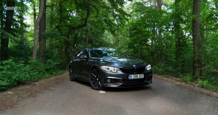 BMW 430d Gran Coupe test drive 38 750x398