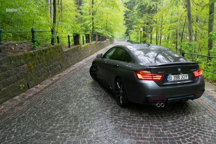 BMW 430d Gran Coupe test drive 6 750x500