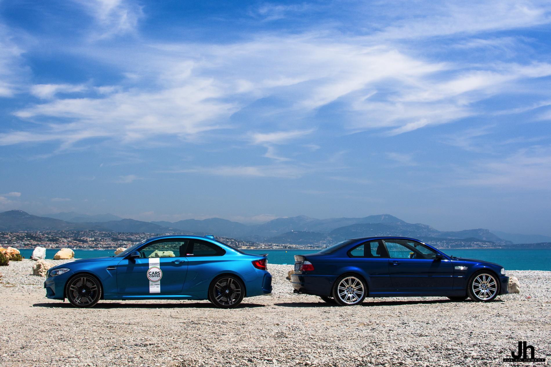 BMW M4 0 60 >> Photoshoot: E46 M3 and BMW M2