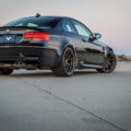 BMW E92 M3 With Vorsteiner V-FF 103 Wheels Installed