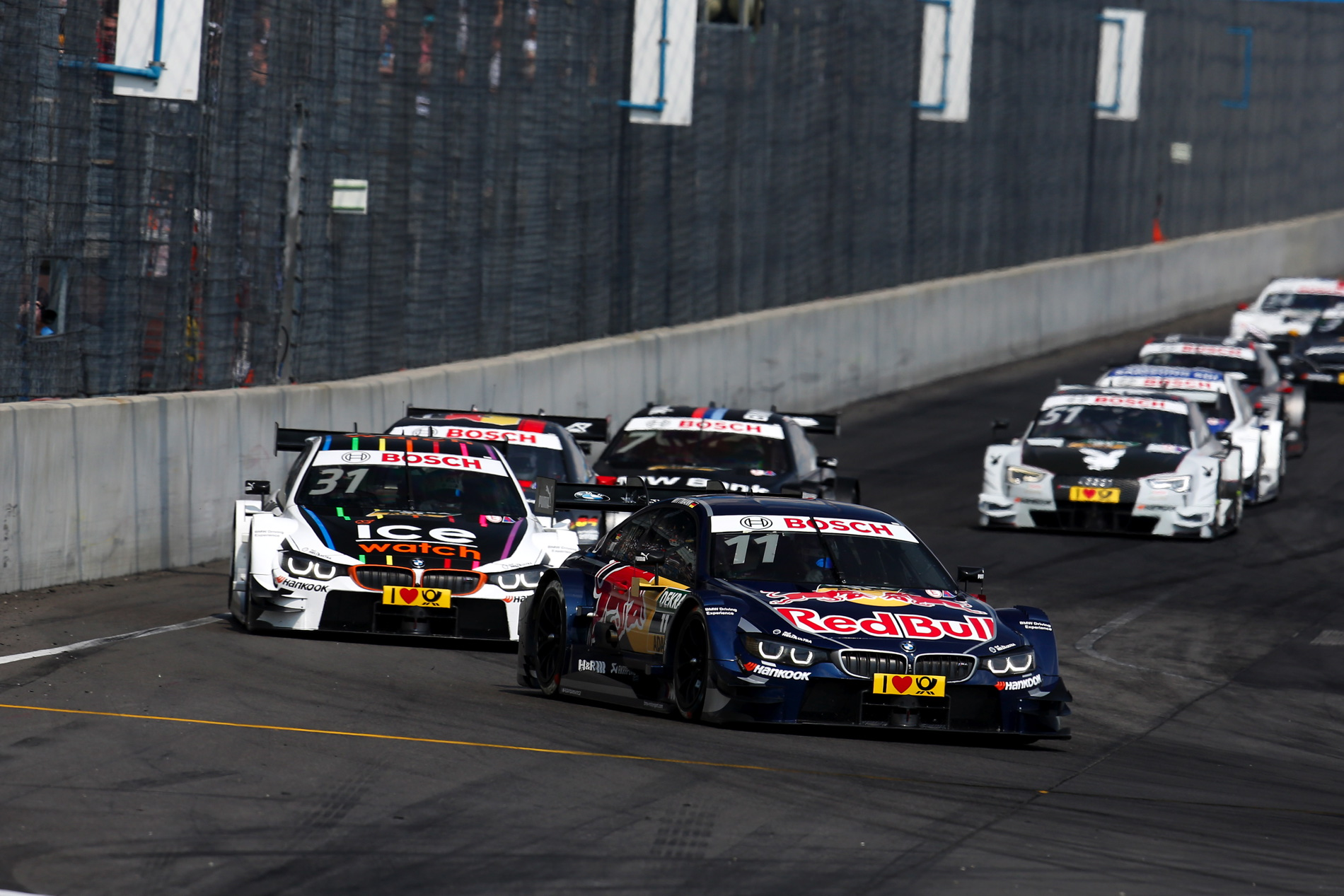 BMW Lausitzring DTM 2