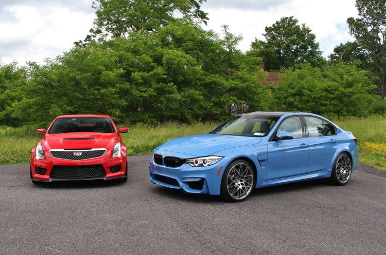 BMW-M3-vs-Cadillac-ATS-V-6