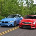 BMW M3 vs Cadillac ATS V 8 120x120