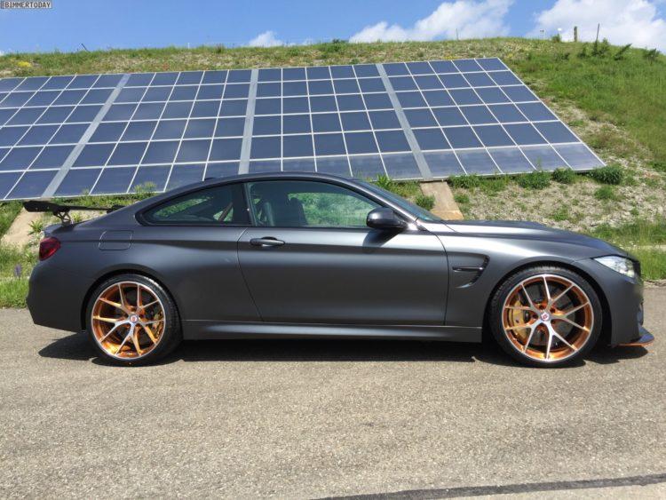 BMW M4 GTS Tuning HRE Felgen 01 750x563